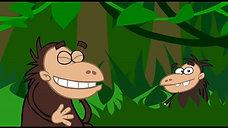 I'm a Chimpanzee