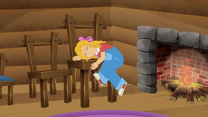 Goldilocks and the Three Bears Story  English Fairy Tales And Stories  storytime