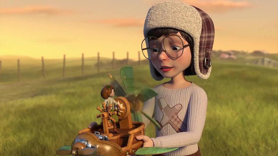 6 Animated Imagination