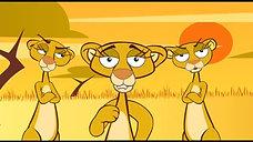 I'm a Lioness