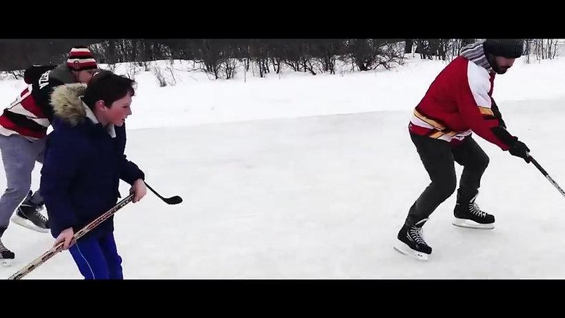 RiverOak Skating Trail Winter 2018