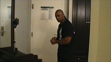 Improvised HOTEL DOOR ALARM