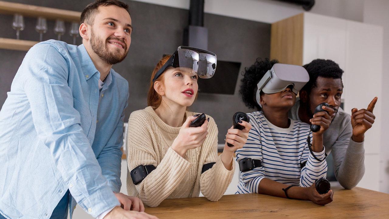 3D VIRTUAL REALITY WALKTHROUGH