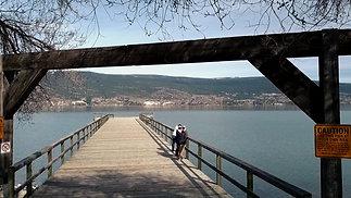 Summerland dock
