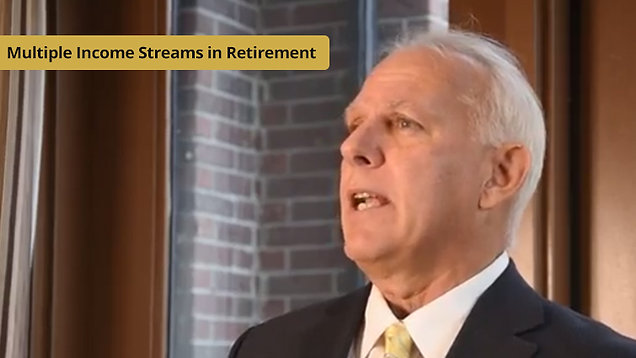Multiple Income Streams in Retirement