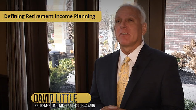 Defining Retirement Income