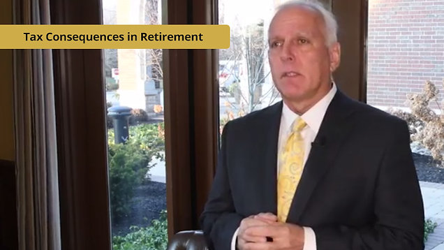 Tax Consequences in Retirement