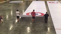 Easy Sheet at the Lillehammer Curling Club