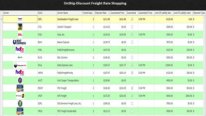 User Levels, Discount Freight & Parcel Shipping