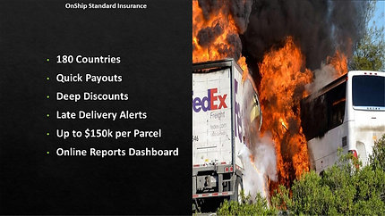 Discount Insurance & Free Carrier Invoice Auditing