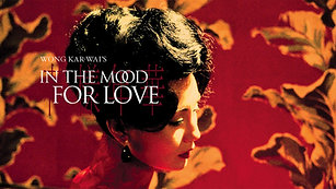 Re-score for In the Mood for Love
