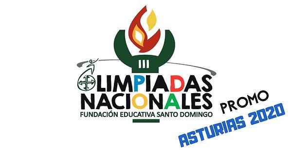 PROMO III OLIMPIADAS 2020