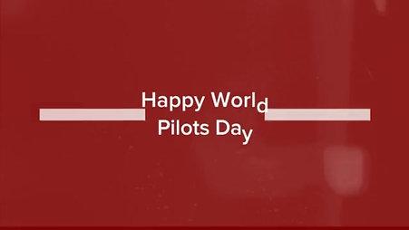 Happy World Pilots Day
