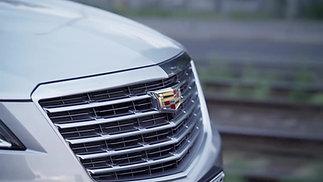 Cadillac XT5 - Новият XT5 пристигна в България