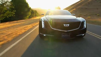 Cadillac El Miraj Concept video