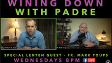 Wining Down with Padre: Week #2 Behold the Lamb