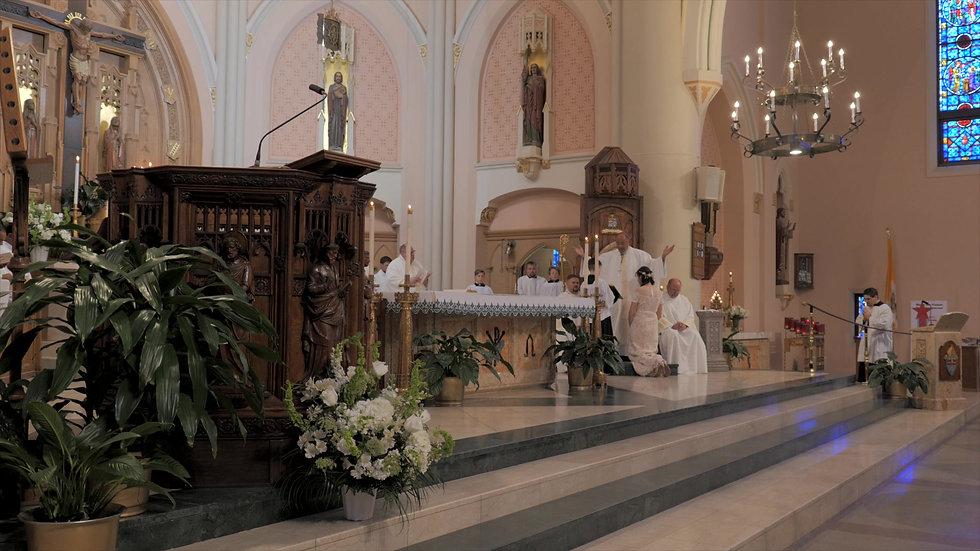 Kristin's Consecration
