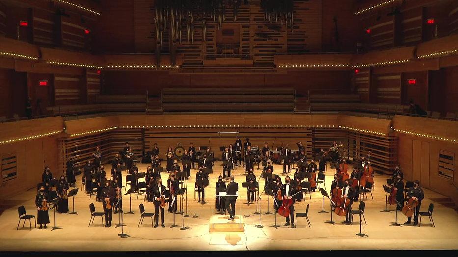« À Huis Clos » - Les Grands Ensembles à la Maison Symphonique