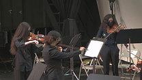 Sextuor de violons, Concentration V - Tango