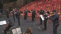 Orchestre à cordes, Concentration IV et V - Concerto in Do maggiore per archi e Cembalo RV 1