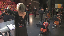 Orchestre à cordes, Concentration IV - The Basso, traditionnel tsigane