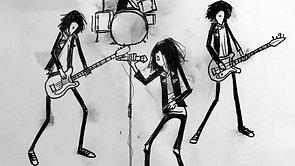 @tinyconcert_Ramones