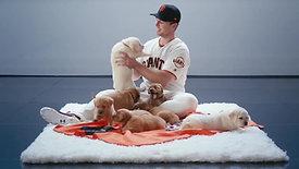 SF Giants: Buster Hugs