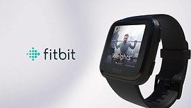 Fitbit Versa: Get In The Zone