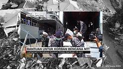 Bantuan Bencana Alam NTT 2021