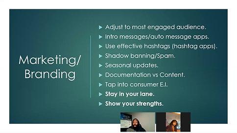 IG Marketing Workshop