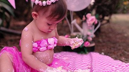 SMASH THE CAKE // HELOISA