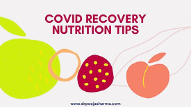 Covid Recovery Nutrition
