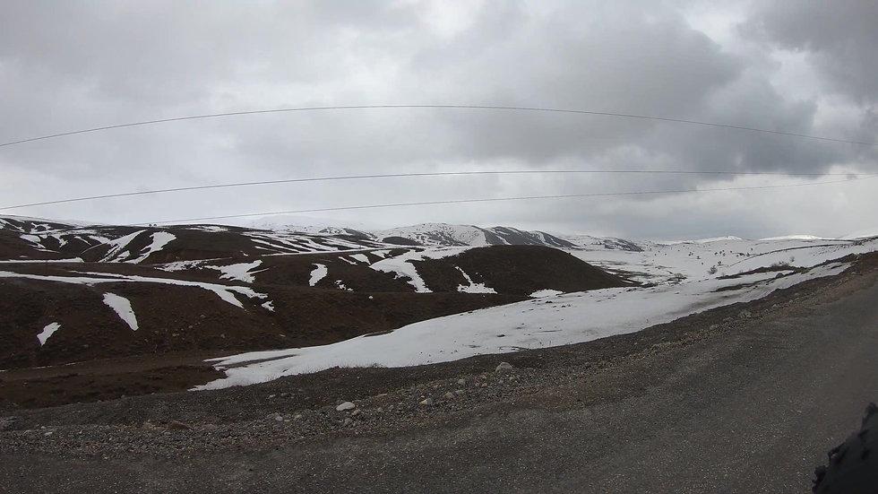 Mountains of Ardahan, N.E. Turkey