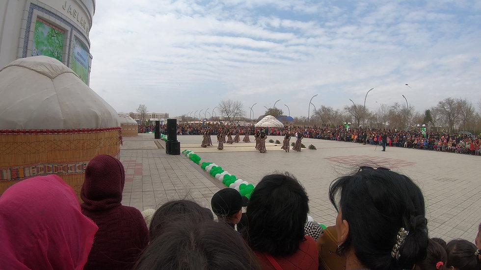 Uzbek Party time