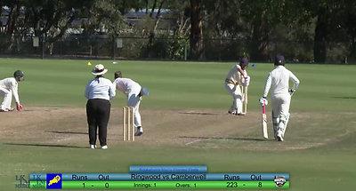 Kookaburra Premier Mens Firsts