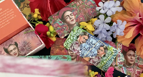 Inspired By Frida Mini Reading Cards