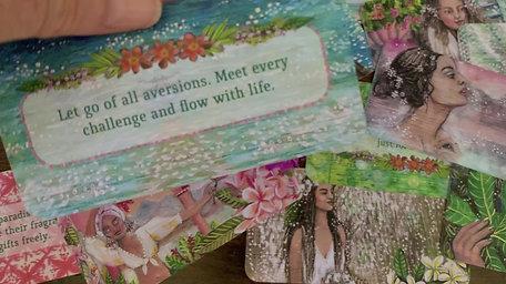 Let Go Mini Reading Cards