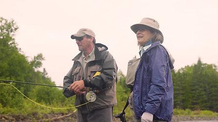Salmon Sister Fishing Expedition