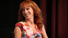 Actress/Comedian Kathy Griffin