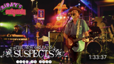 Fridays From The Funky Uncle presents New Orleans Suspects