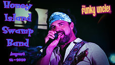 Fridays From The Funky Uncle presents The Honey Island Swamp Band!