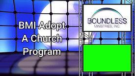 Adopt a Church