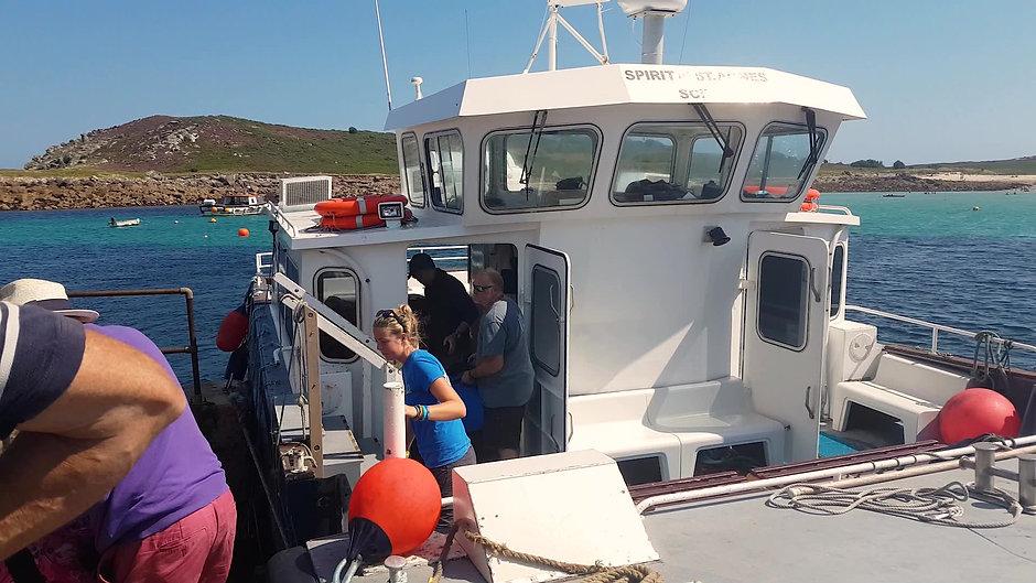 St Agnes Boat Transfer