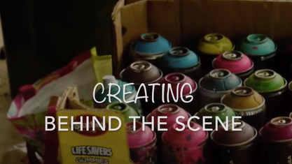 Creating BEHIND THE SCENE - Saison 1