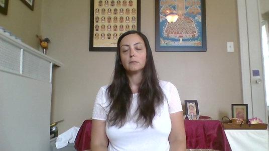Nov 22 - Dec 6: Meditation for a Kind Heart