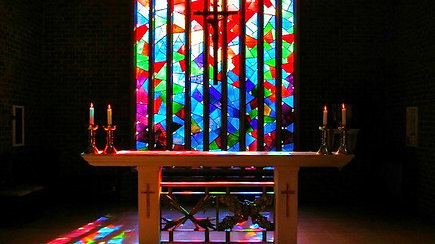 9.30am Friday morning mass