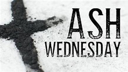 As Wednesday Mass