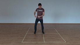 AJ Solo Practice Twisting