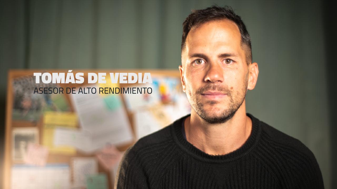 Tomás de Vedia // Asesor de Alto Rendimiento