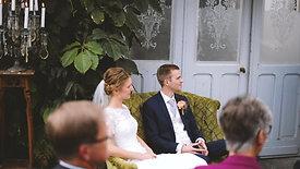 Bruilofts video van een prachtige bruiloft eerder dit jaar